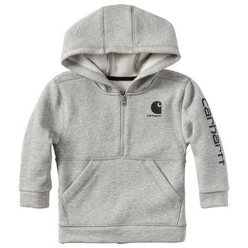 Carhartt Infant/Toddler Boys Half Zip Sweatshirt