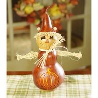 Meadowbrooke Gourds Huckabee Scarecrow Gourd