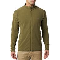 Mountain Hardwear Men's Macrochill Full Zip Fleece Top