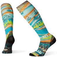 Smartwool Men's PhD Ski Ultra Light 25th Anniversary Print Sock
