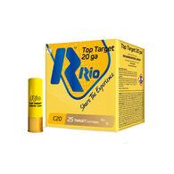 "Rio Top Target 20 GA 2-3/4"" 7/8 oz. #8 Shotshell Ammo (25)"