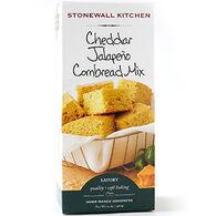 Stonewall Kitchen Cheddar Jalapeno Cornbread Mix, 14 oz