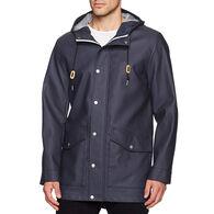 Levi's Men's Rubberized Waterproof Rain Jacket