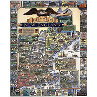 White Mountain Jigsaw Puzzle - Historic New England