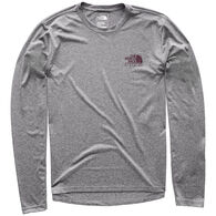 The North Face Men's Reaxion Crew Long-Sleeve T-Shirt