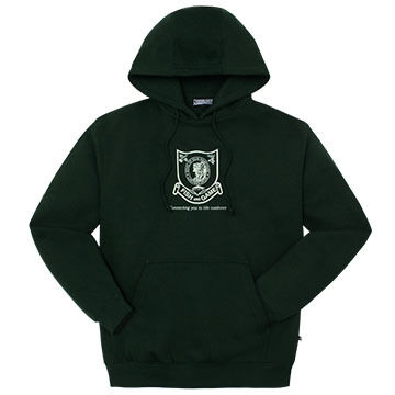 NH Fish and Game Men's Logo Shield Hooded Sweatshirt