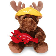 "Aurora My Maine Squeeze 10"" Moose Plush Stuffed Animal"
