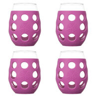 Lifefactory 11 oz. Wine Glass - 4 Pk.