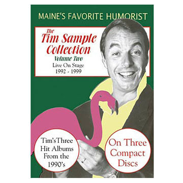 Tim Sample Collection CDs, Vol. 2: Live on Stage, 1992-1999