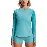 Under Armour Women's UA Iso-Chill Shore Break Long-Sleeve Shirt