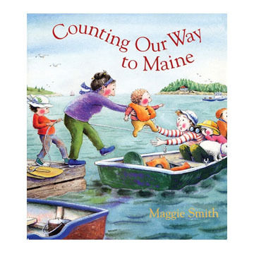 Counting Our Way to Maine by Maggie Smith