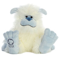 "Aurora 12.5"" Yeti Plush Stuffed Animal"