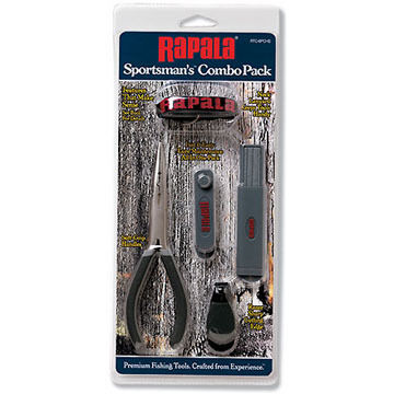 Rapala Sportsman's Combo Pack