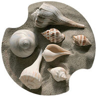 Thirstystone Shells Carster Coaster Set, 2-Piece