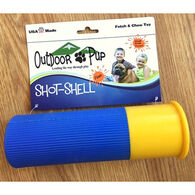 Outdoor Pup Shotshell Treat-Fillable Dog Toy