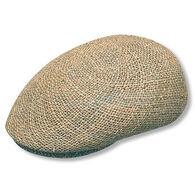 Dorfman Pacific Men's Twisted Seagrass Cap