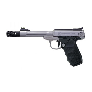 Smith & Wesson Performance Center SW22 Victory Target Fluted 22 LR 6 10-Round Pistol