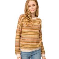 Mystree Women's Stripe Sweater