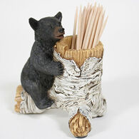 Slifka Sales Co Bear Toothpick Holder