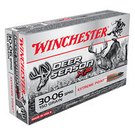 Winchester Deer Season XP 30-06 Springfield 150 Grain Extreme Point Rifle Ammo (20)