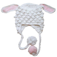 Huggalugs Infant/Toddler Boys' & Girls' Lambkin Beanie Hat