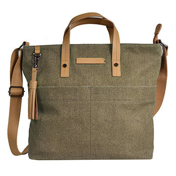 Sherpani Faith Canvas Crossbody Tote