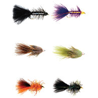 Fulling Mill New Age Bugger Fly Selection - 6 Pk.
