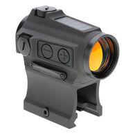 Holosun Elite 2 MOA Dot & 65 MOA Ring 1x20mm Green Dot / Solar Panel Micro Sight