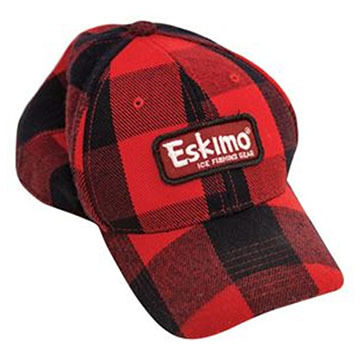 Eskimo Buffalo Plaid Hat