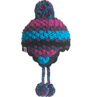 Turtle Fur Girls' Parfait Earflap Hat