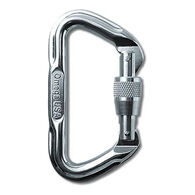 Omega Pacific Standard D Locking Carabiner