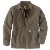 Carhartt Men's Big & Tall Sherpa-Lined Coat