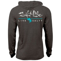 Salt Life Men's Signature Marlin SLX UVapor Performance Hoodie