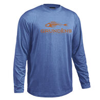 Grundens Men's Deck Hand Long-Sleeve T-Shirt