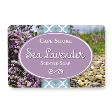 Cape Shore Sea Lavender Scented Bar Soap