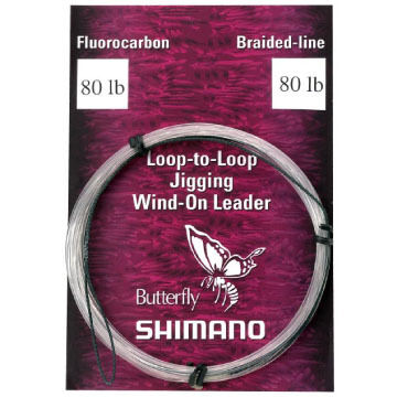 Shimano Fluorocarbon Wind-On Leader