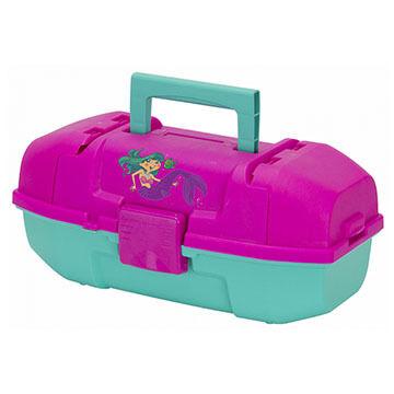 Plano Children's Mermaid Tackle Box