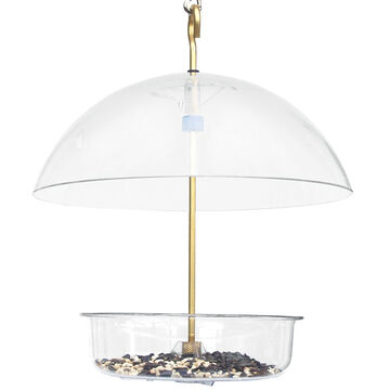 Droll Yankees X-1 Seed Saver Bird Feeder