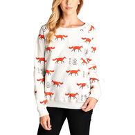 LA Soul Women's Fox Sweatshirt