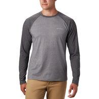 Columbia Men's Big & Tall Thistletown Park Raglan Long-Sleeve Shirt