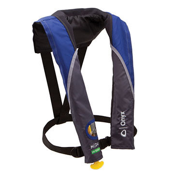 Onyx M-24 In-Sight Manual Inflatable PFD