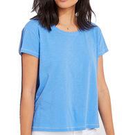 Vineyard Vines Women's Pop Stitch Surf Short-Sleeve T-Shirt