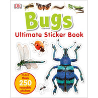 Ultimate Sticker Book: Bugs by DK Publishing