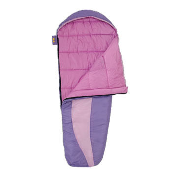 Eureka Girls' Lady Bug 30ºF Sleeping Bag