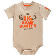 Carhartt Infant/Toddler Boys' Big Game Hunter Bodyshirt