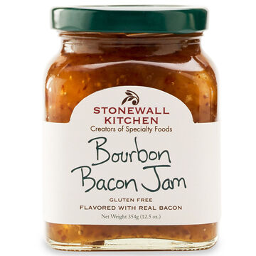 Stonewall Kitchen Bourbon Bacon Jam, 12.5 oz.