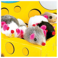 Zanies Furry Mouse Cat Toy