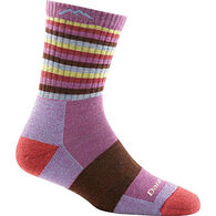 Darn Tough Vermont Women's Stripe Micro Crew Sock