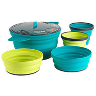 Sea to Summit X-Set 31 Cook Set - X-Pot, X-Bowls & X-Mugs