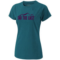 Ski The East Women's Vista Short-Sleeve T-Shirt